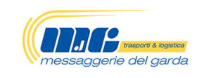messaggerie del garda logo